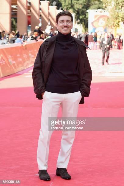 Alessandro Roja attends 'In Un Giorno La Fine' photocall during the 12th Rome Film Fest at Auditorium Parco Della Musica on November 4 2017 in Rome...