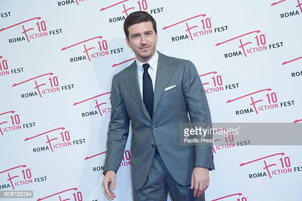 """Alessandro Roja during the Second Day for Roma Fiction Fest 10 The Space Cinema Moderno on the Red Carpet of the movie """"From father to daughter,"""" a..."""