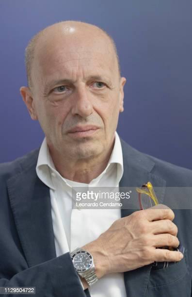 Alessandro Sallusti Editor of Quotidiani Il Giornale Mantova Italy 11th May 2015