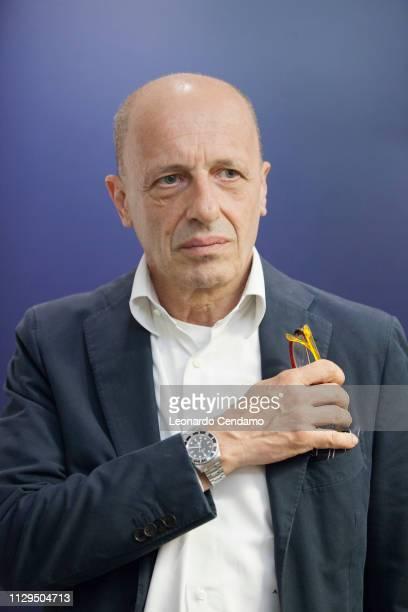 Alessandro Sallusti Editor of Quotidiani Il Giornale Torino Italy 11th May 2015