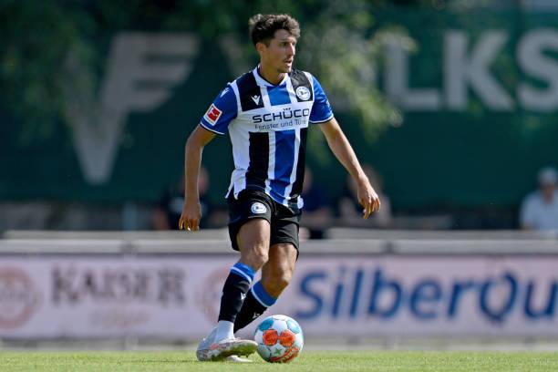 AUT: VfB Stuttgart v Arminia Bielefeld - Pre-Season Friendly Bundesliga