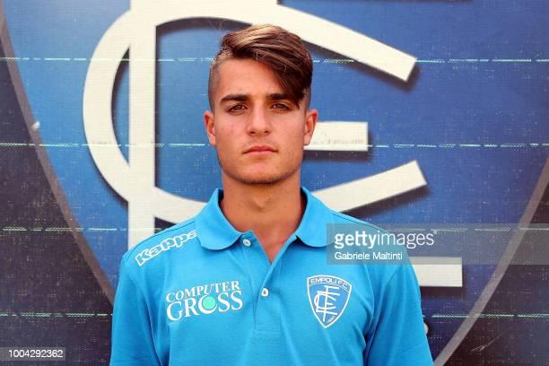 Alessandro Seriani of Empoli U19 on July 23 2018 in Empoli Italy