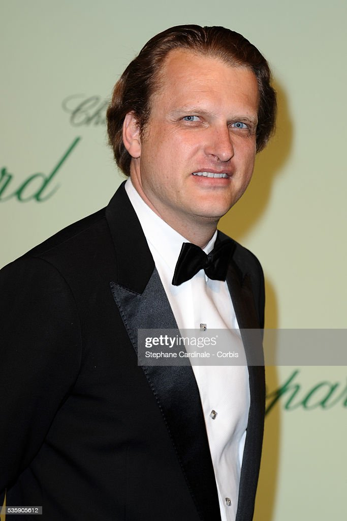 Alessandro Vallarino Gancia at the 'Chopard 150th Anniversary Party' during the 63rd Cannes International Film Festival.