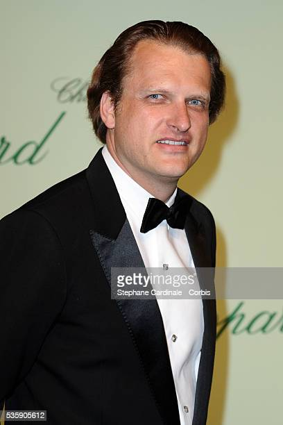 Alessandro Vallarino Gancia at the 'Chopard 150th Anniversary Party' during the 63rd Cannes International Film Festival