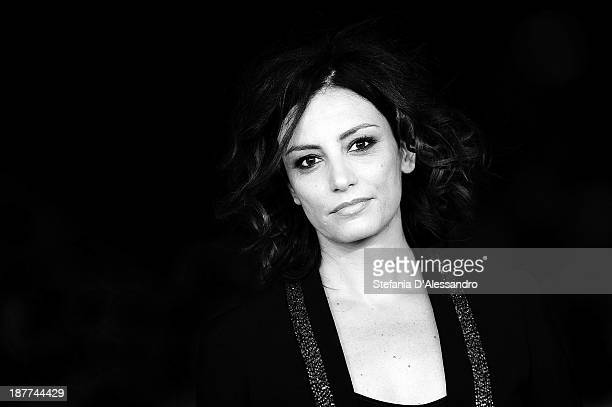 Alessia Barela attends 'Romeo and Juliet' Premiere during The 8th Rome Film Festival at Auditorium Parco Della Musica on November 11 2013 in Rome...