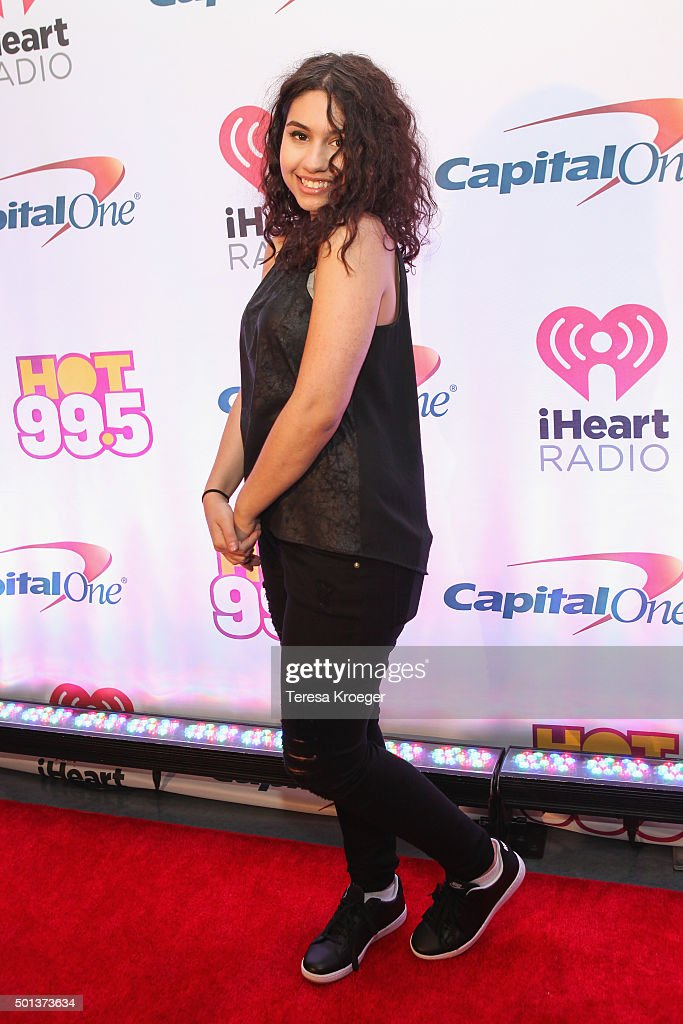 2015 iHeartRadio Jingle Ball - Arrivals