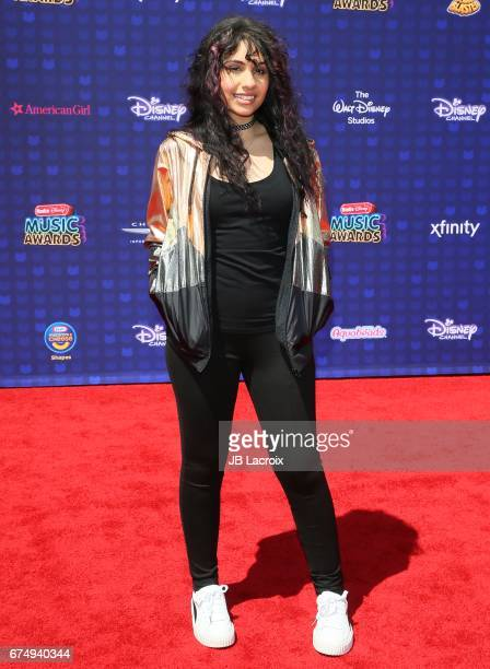 Alessia Cara attends the 2017 Radio Disney Music Awards on April 29 2017 in Los Angeles California