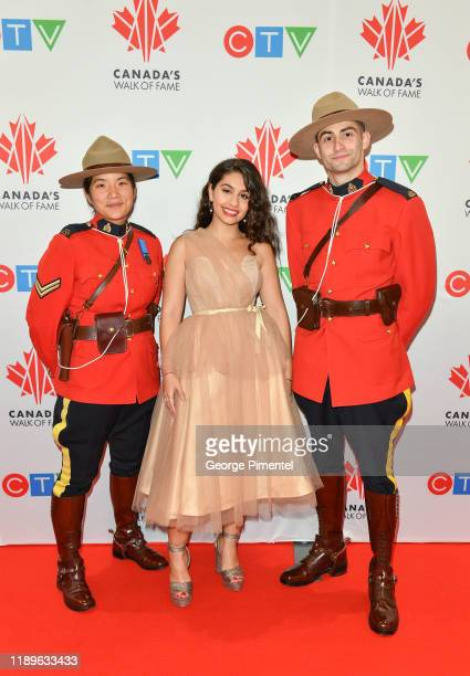 Alessia Cara attends the 2019 Canada's Walk Of Fame at Metro Toronto Convention Centre on November 23, 2019 in Toronto, Canada.