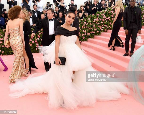 Alessia Cara attends The 2019 Met Gala Celebrating Camp Notes on Fashion at Metropolitan Museum of Art on May 06 2019 in New York City