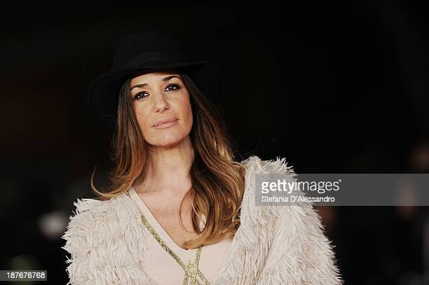 Alessia Fabiani attends 'Romeo And Juliet' Premiere during The 8th Rome Film Festival on November 11 2013 in Rome Italy