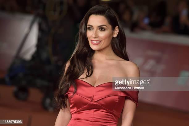 Alessia Macari at Rome Film Fest 2019. Rome , October 26th, 2019