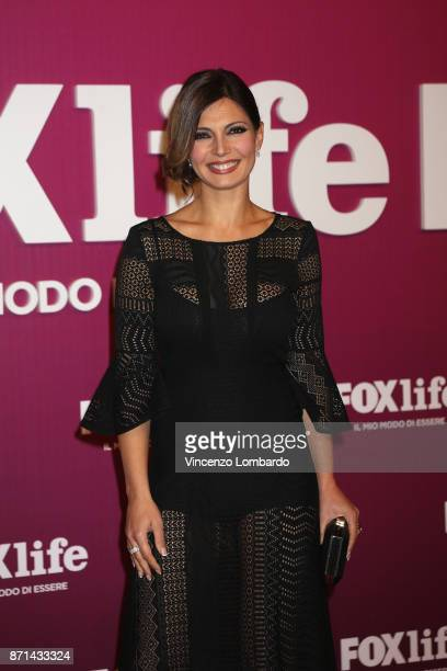 Alessia Mancini attends Foxlife Official Night Out on November 7 2017 in Milan Italy