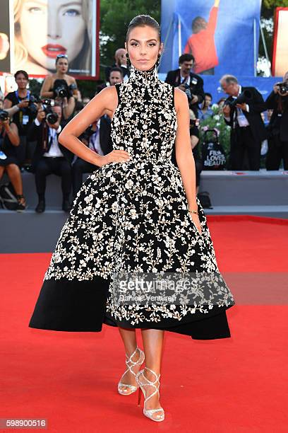 Alessia Reato attends the premiere of 'The Young Pope' during the 73rd Venice Film Festival at on September 3 2016 in Venice Italy