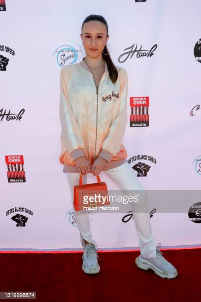 """ALessia Vernazza attends A.D.I.D.A. Success Hosts """"Refresh Your Sole"""" Charity Event at Under the Bridge Studios on May 23, 2021 in Los Angeles,..."""