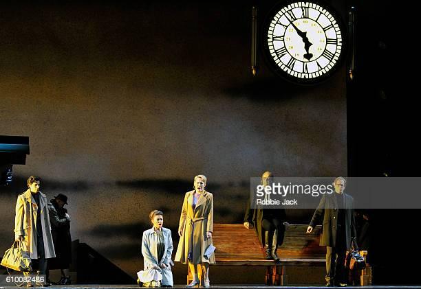 Alessio Arduini as Guglielmo Corinne Winters as Fiordiligi Johannes Martin Kranzle as Don Alfonso Angela Brower as Dorabella and Daniel Behle as...