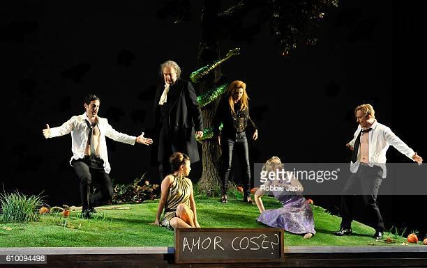 Alessio Arduini as Guglielmo, Johannes Martin Kranzle as Don Alfonso, Sabina Puertolas as Despina, Corinne Winters as Fiordiligi, Angela Brower as...