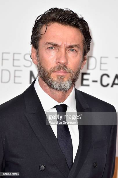 Alessio Boni arrives at the opening ceremony of the 54th MonteCarlo Television Festival on June 7 2014 in MonteCarlo Monaco