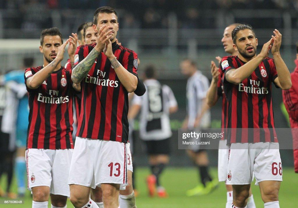 5 talking points ahead of AC Milan v Juventus