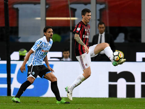 Ac milan v spal serie a ac milan v spal serie a voltagebd Image collections