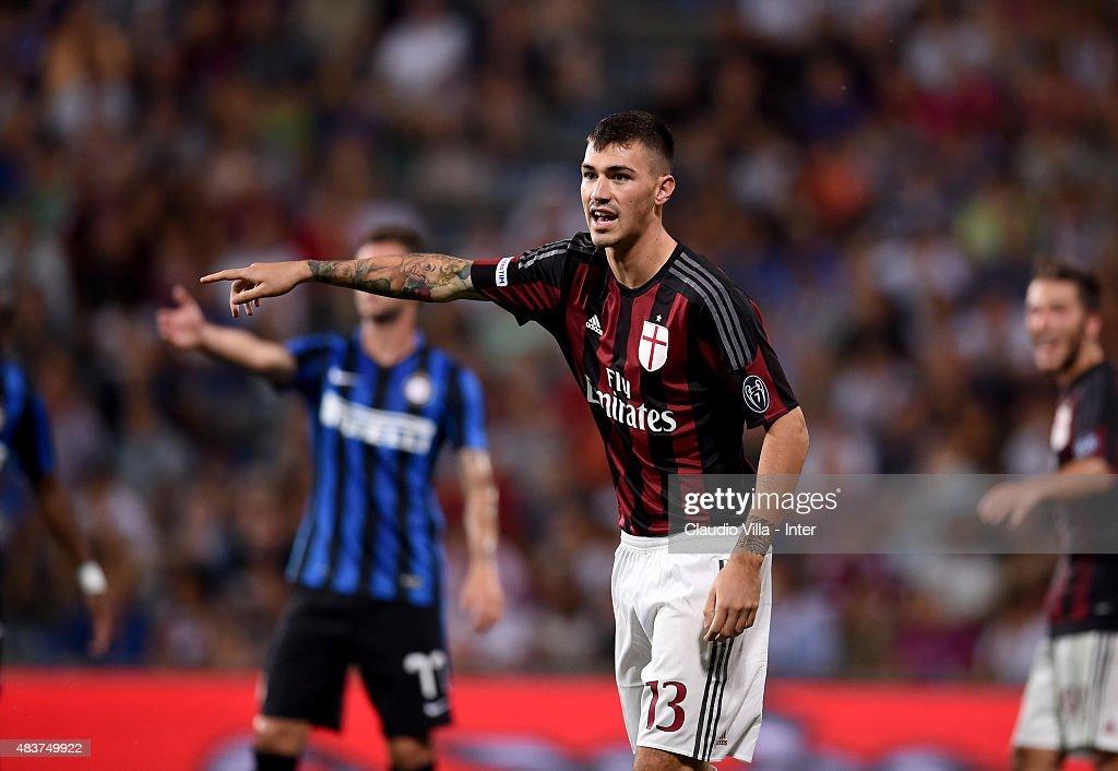 US Sassuolo, FC Internazionale, AC Milan - TIM Preseason Tournament