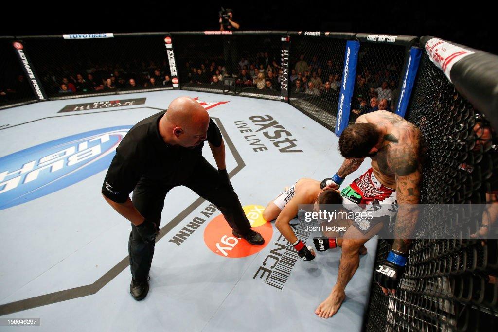 UFC 154: St-Pierre v Condit