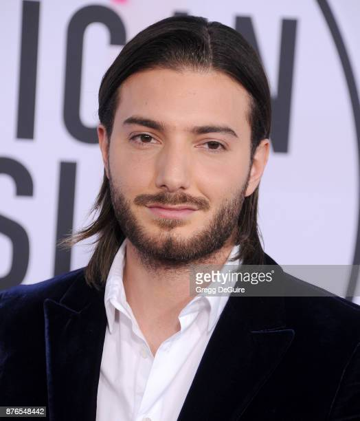 Alesso arrives at the 2017 American Music Awards at Microsoft Theater on November 19 2017 in Los Angeles California