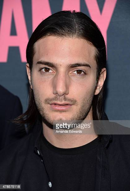 Alesso arrives at the premiere of A24 Films 'Amy' at the ArcLight Cinemas on June 25 2015 in Hollywood California
