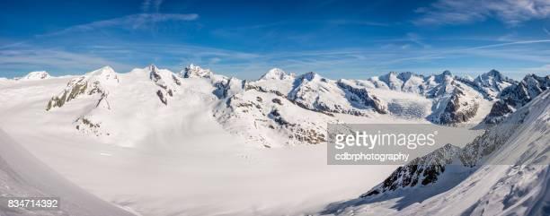 Aletsch-Gletscher-panorama