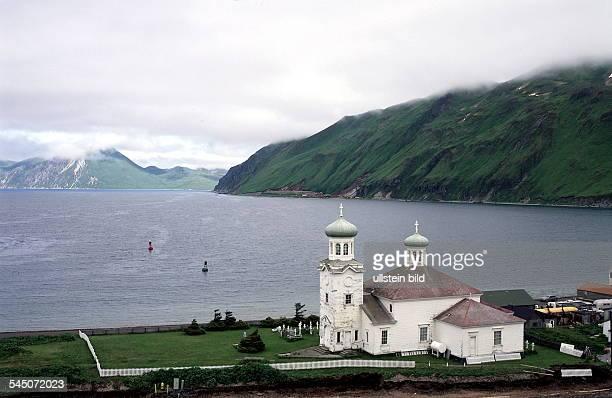 Unalaska Dutch Harbour Russischorthodoxe Kirche undErinnerungsstätte