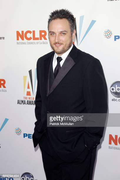 Alex A Quinn attends 2009 ALMA AWARDS at Royce Hall on September 17 2009