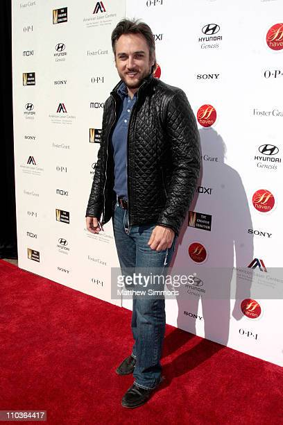 Alex A Quinn attends the Haven Oscar Suite at the Haven on February 20 2009 in Beverly Hills California