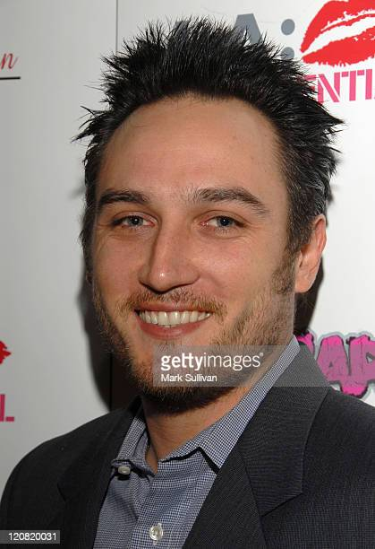 Alex A Quinn during Alex A Quinn Hosts 'LA Confidential' Hollywood Mixer January 26 2006 at RokBar in Hollywood California United States