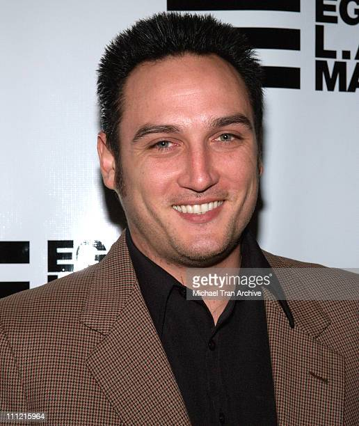 Alex A Quinn during Third Annual Winter N' LA Holiday Bash at Camden House in Beverly Hills California United States