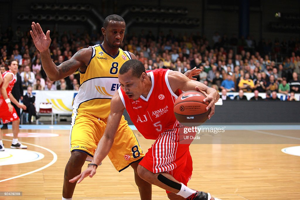 Ewe Baskest Oldenburg v Armani Jeans Milano - Euroleague Basketball