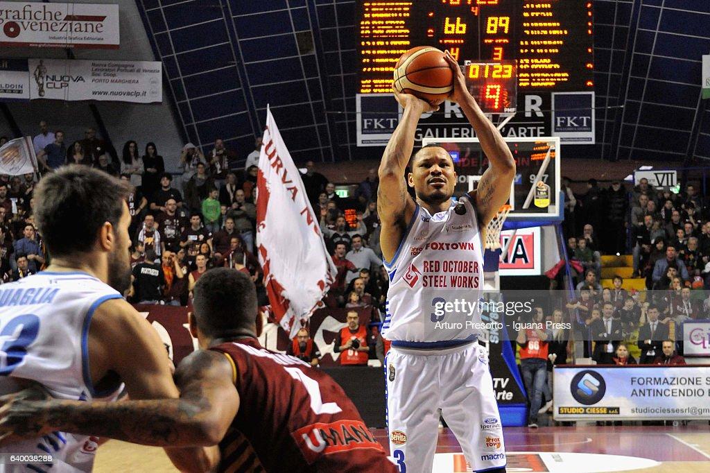 Reyer Umana Venezia v Red October Cantu' - Legabasket Serie A