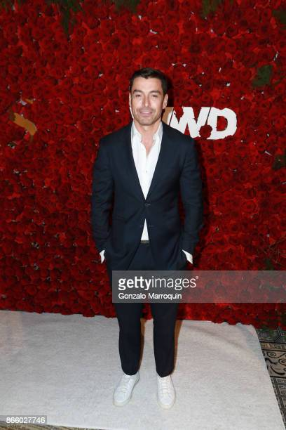 Alex Badia attends the 2017 WWD Honors at The Pierre Hotel on October 24 2017 in New York City