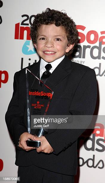 Alex Bain Arriving For The 2009 Inside Soap Awards At Sketch Conduit Street London