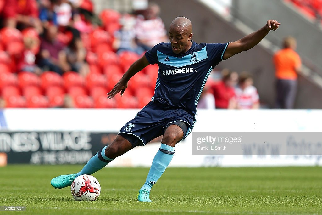 Doncaster Rovers v Middlesbrough - Pre-Season Friendly