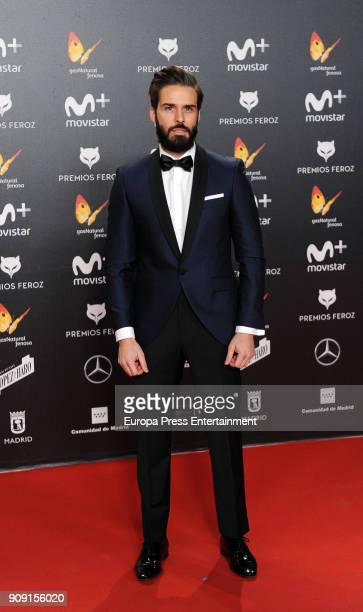 Alex Barahona attends Feroz Awards 2018 at Magarinos Complex on January 22 2018 in Madrid Spain