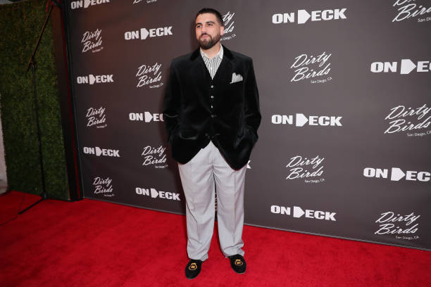 """CA: Red Carpet World Premiere Of New TV Series """"On Deck"""""""