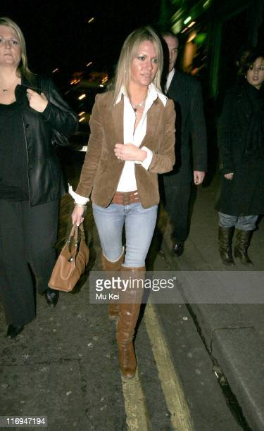 Alex Best at the Brit Awards After Show Party held at Astor