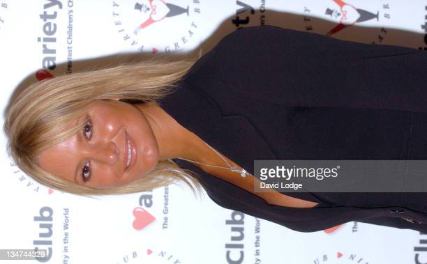 Alex Best during 23rd Annual Variety Club Sporting Awards at Park Lane Hilton Hotel in London Great Britain