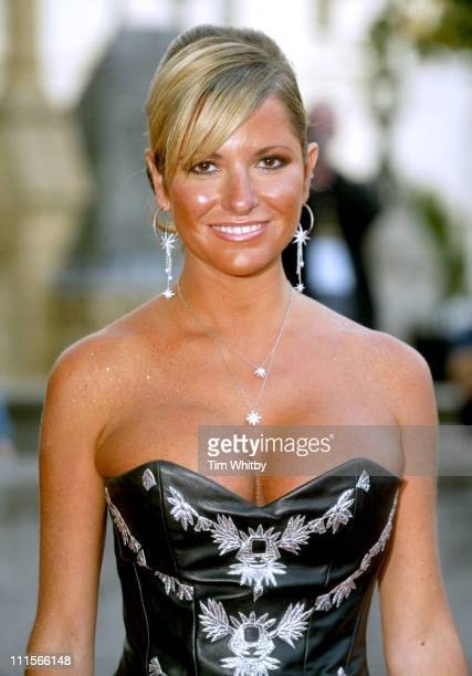 Alex Best during Diamonds Launch Party at Natural History Museum in London Great Britain