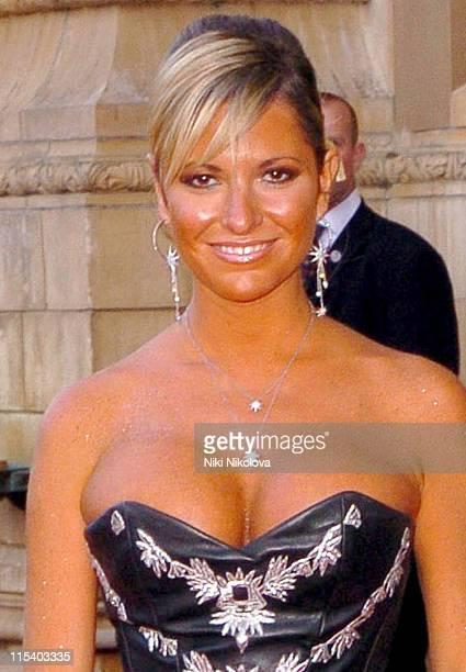 Alex Best during Diamonds Private View and Launch Party at Natural History Museum in London Great Britain