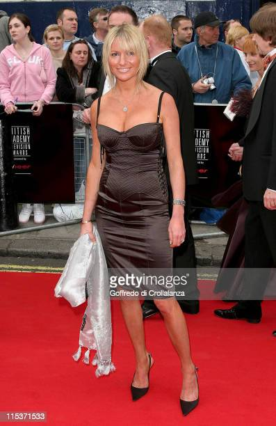 Alex Best during The Pioneer British Academy Television Awards Outside Arrivals at Royal Theatre in London Great Britain
