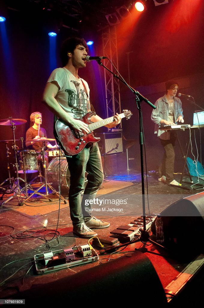 Proxies Perform At O2 Academy In Newcastle : News Photo
