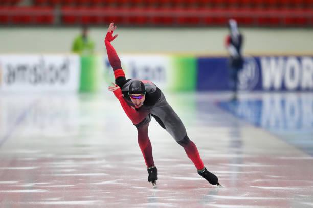 KAZ: ISU World Cup Speed Skating