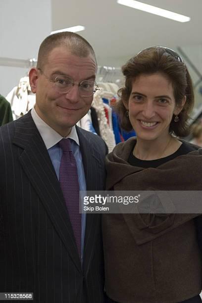 Alex Bolen and his wife Eliza Reed Bolen