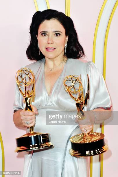Alex Borstein arrives at Amazon Prime Video Post Emmy Awards Party 2018 at Cecconi's on September 17 2018 in West Hollywood California
