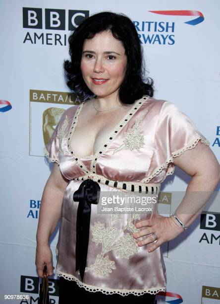 Alex Borstein arrives at the BAFTA LA's 2009 Primetime Emmy Awards TV Tea Party at InterContinental Hotel on September 19 2009 in Century City...
